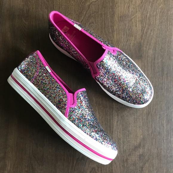 bd31950375ad4 kate spade Shoes - Kate Spade X Keds Double Decker Glitter Sneaker